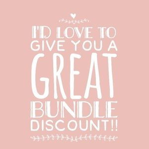 Bundle your likes for EXTRA DISCOUNT!